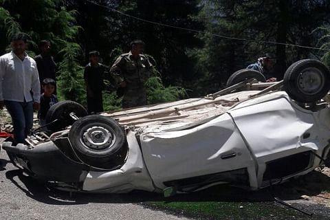 1 die, 3 injured in Rajouri mishaps
