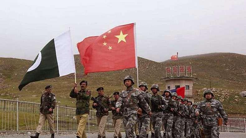 """Kashmir dispute """"hinders"""" China-Pak corridor: Chinese media"""