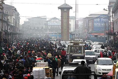 DAY 135: Kashmir remains abuzz for 2nd day