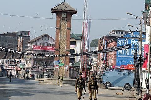 Day 136: Kashmir shuts again
