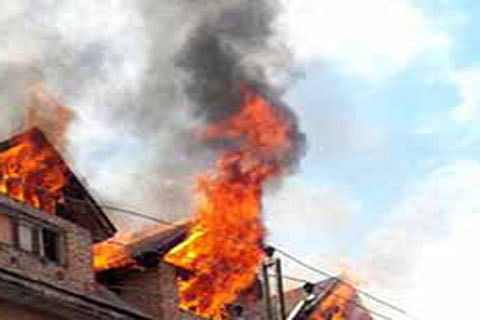 In 4 months 645 structures damaged in fire incidents