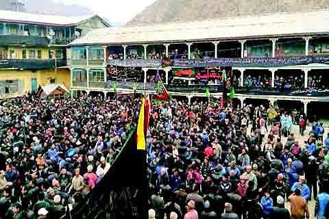 Kashmir observes Chehlum of Imam Hussain