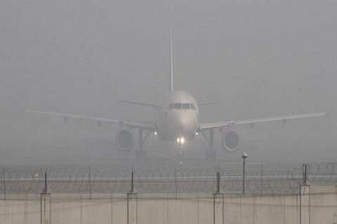 Flight operations remain suspended at Srinagar airport
