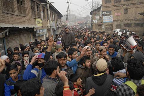 Our unity has unnerved New Delhi: Yasin Malik