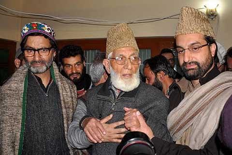 Resistance leaders extend protest program till Dec 8