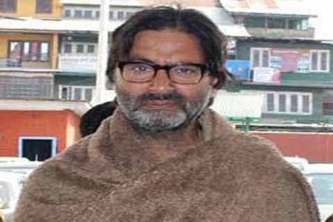 Yasin Malik concerned over detainees' plight in police lockups