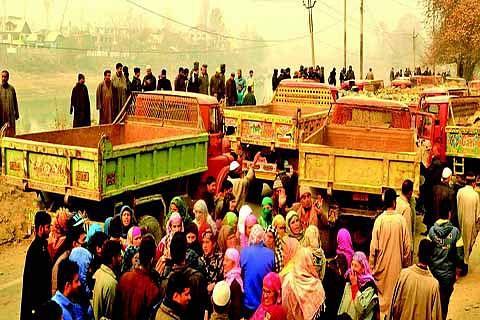 Citing safety, ecological concerns, JK Govt bans mining at Athwajan, Pantha Chowk