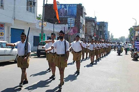 'If Yatra, RSS marches are facilitated, why ban Islamic functions?'