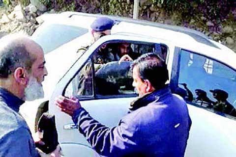 Congress condemns police behavior with V-C KU
