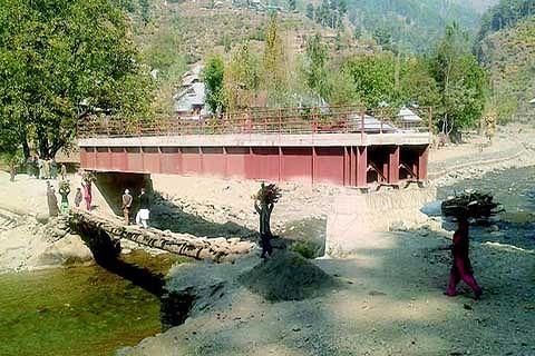 6 years on, Athwatoo bridge incomplete