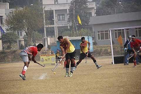 65th All India Police Hockey Championship
