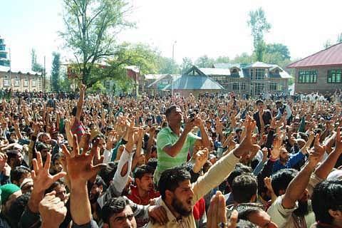 Misinterpreting Kashmir