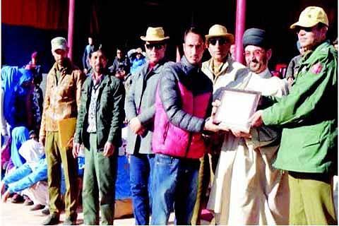 Kargil sports festival concludes