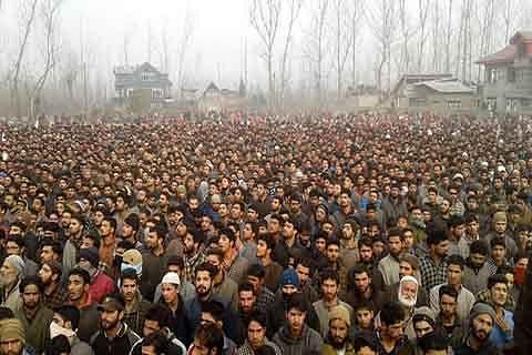 Separatists exist in Kashmir