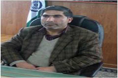 G M Dar appointed DC Kupwara