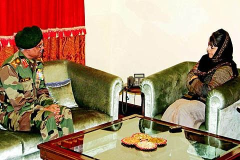 Northern Command chief calls on CM
