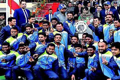 65th All India Police Hockey Tournament concludes