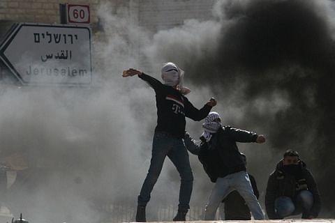 Palestinian shot dead by Israeli soldiers near Ramallah