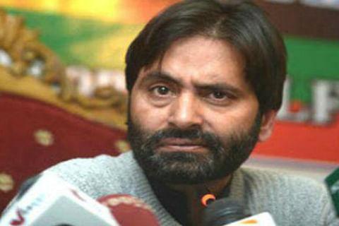Cops in civvies following JKLF Chief Yasin Malik everywhere: Spokesman