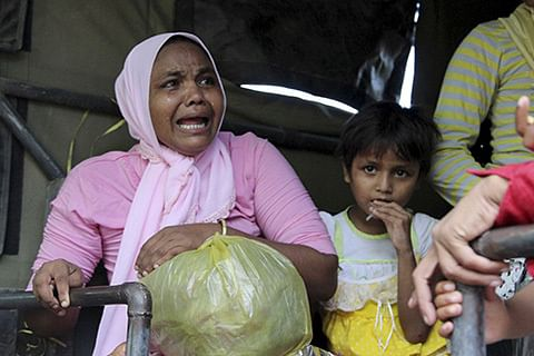 Attacks on Rohingyas may be crimes against humanity: Amnesty