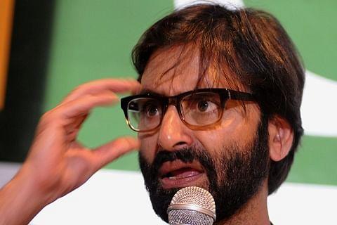 Malik goes into hiding to lead Friday protest: JKLF