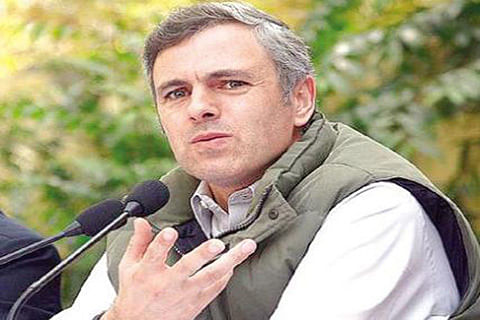 Mehbooba following 'Doval Doctrine' to crush Kashmiris: Omar