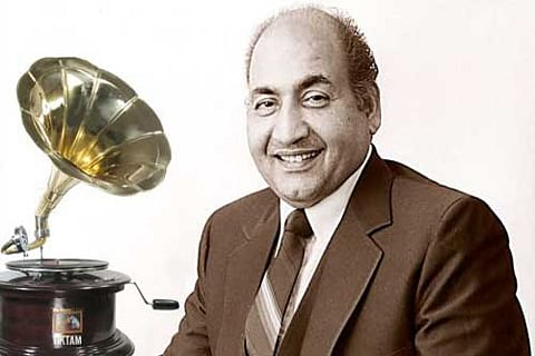 36 years after death, two landmarks for Rafi