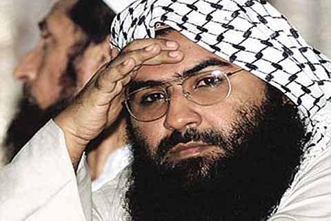 India 'surprised' as China blocks proposal to list Azhar as 'terrorist'