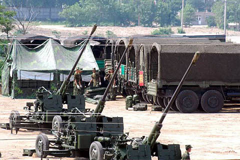 13-yrs on, Army fails to pay rent for land occupied in B'pora village