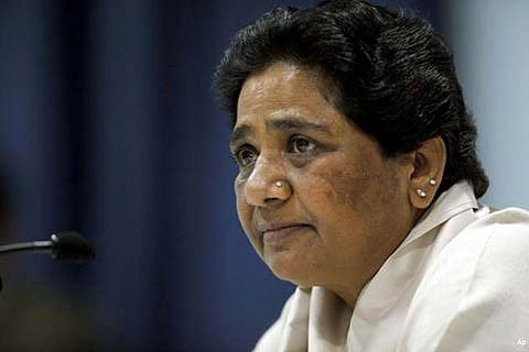 "Don""t split your vote, Mayawati tells Muslims"