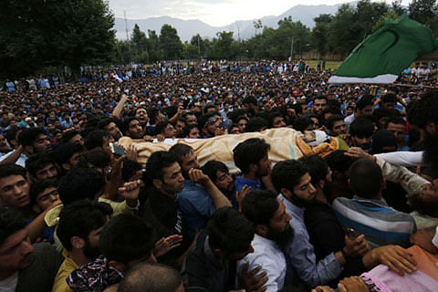 59 youth joined militancy after killing of Burhan Wani