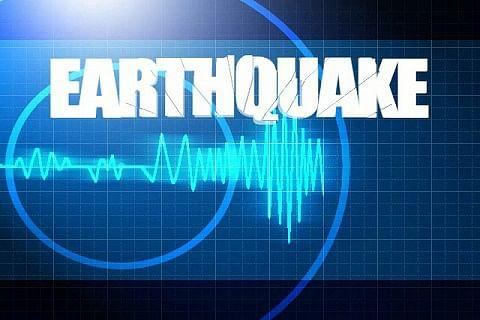 5.7 magnitude quake jolts Tripura