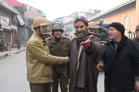 JKLF Chief Yasin Malik released from jail on court orders