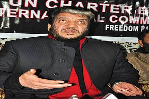 Time to adopt martyrs' kin, pellet victims: Shabir Shah