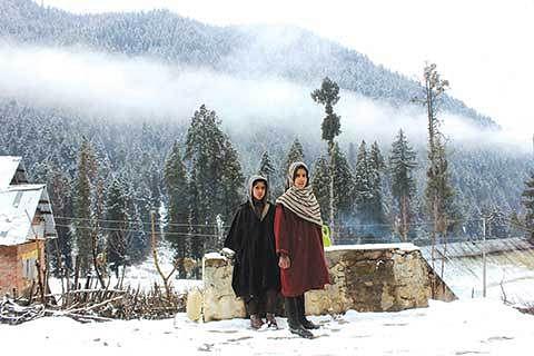 Kashmir smiles with more snowfall, rains