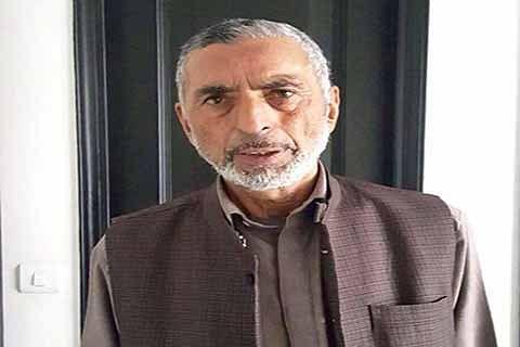 Yasin Malik condoles demises