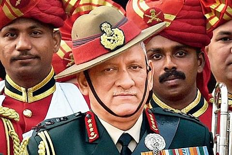 Locals joining militancy not a happy situation: Army Chief