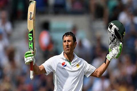 Younis Khan becomes first batsman to score test tons in 11 countries