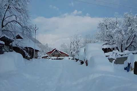 Chenab Valley areas 'inaccessible' for 3rd day
