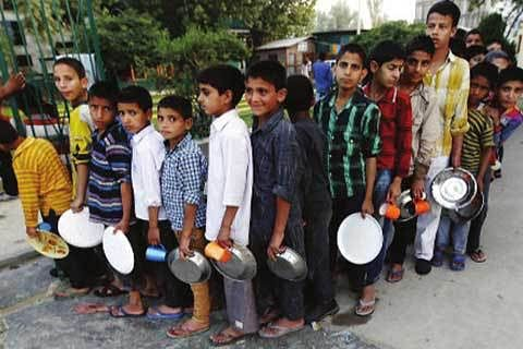 Kashmir: Of orphans and orphanages