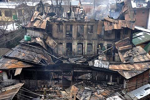NC EXPRESSES SOLIDARITY WITH COURT ROAD FIRE VICTIMS