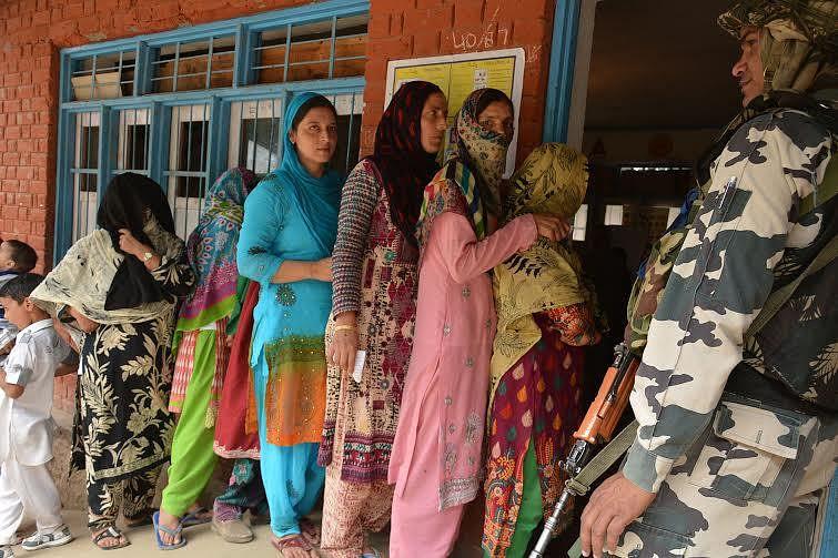 'JK records highest electoral enrolment, has 75 lakh voters'