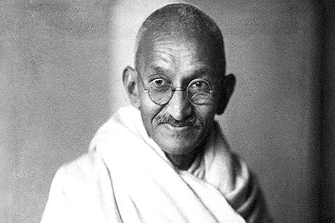 Gandhi's photos will go from currency notes slowly, says Haryana minister