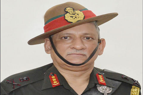 Soldiers taking to social media could be punished: Army Chief