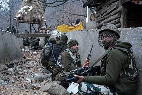 Gunfight rages in Pahalgam village