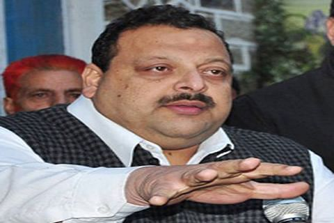 Rana decries 'politics of hate and divide', slams PDP-BJP government