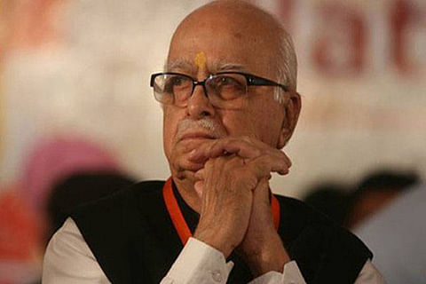 """India """"incomplete"""" without Sindh, says Advani"""