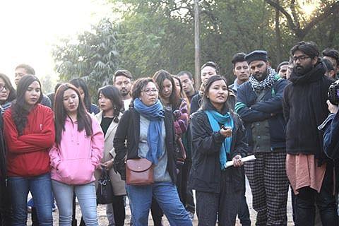 GMC Jammu Molestation Case