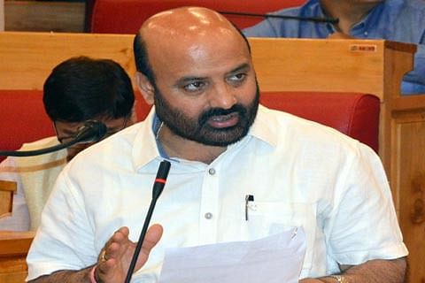Selection for BSc Nursing being done through competitive exam: Bali Bhagat
