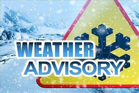 SDM Karnah issues avalanche warning